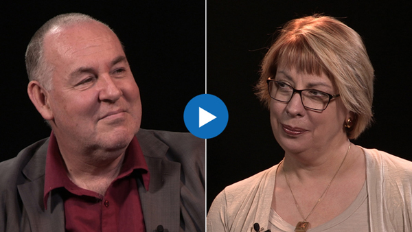 Colin McPhillamy and Catherine McDonald on Advocacy and Theatre.